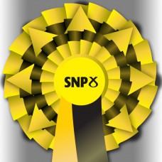 "SNP ""Election Night Special"" Rosette"