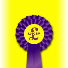 UKIP Two Tier Rosette